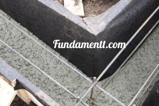 Марка бетона для фундамента дома