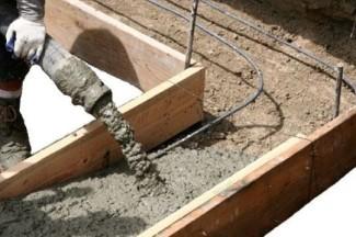 фундаментный бетон марка