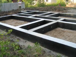 Мелкозаглубленные фундаменты на пучинистых грунтах