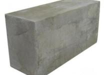 Размеры пенобетонных блоков