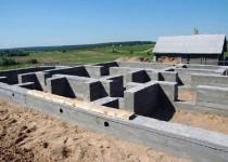 Сколько стоит фундамент построить