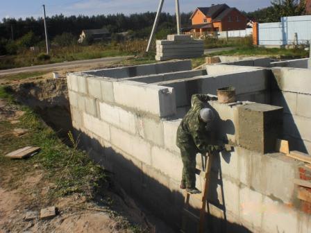 Квартиры материал гидроизоляция стен изнутри
