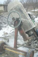 Делаем раму бетоносмесителя -  фото