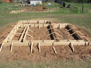 Как сделать фундамент под баню