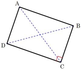 Разметка углов фундамента