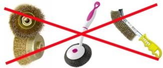 Средства которыми нельзя мыть натяжной потолок