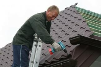 Как рассчитать крышу из металлочерепицы
