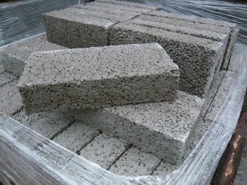 Керамзитные блоки для фундамента