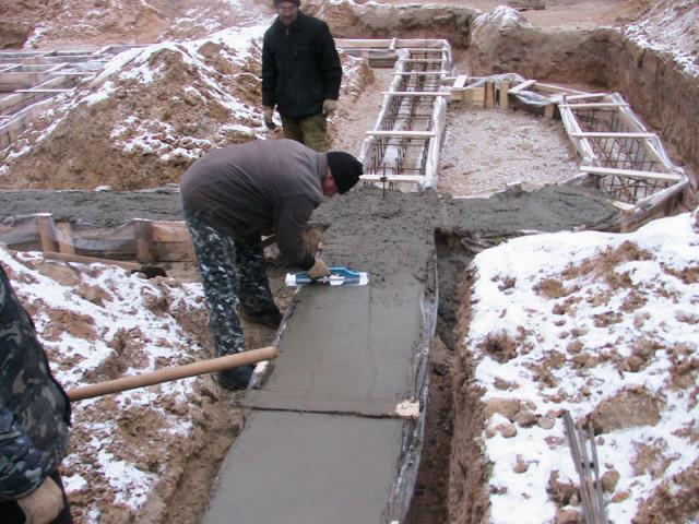 Пенится бетон вибронасадка бетон