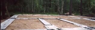 Как сделать фундамент на пучинистых грунтах