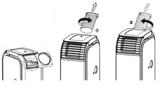 Схема подключения к кондиционе