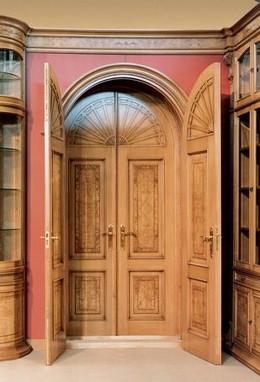 Две обычные - двери отличное решение