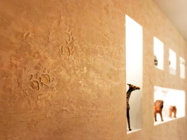 Итоговые отделочные работы, возможные способы покрытия стен
