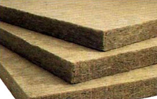 Общий вид базальтовых плит