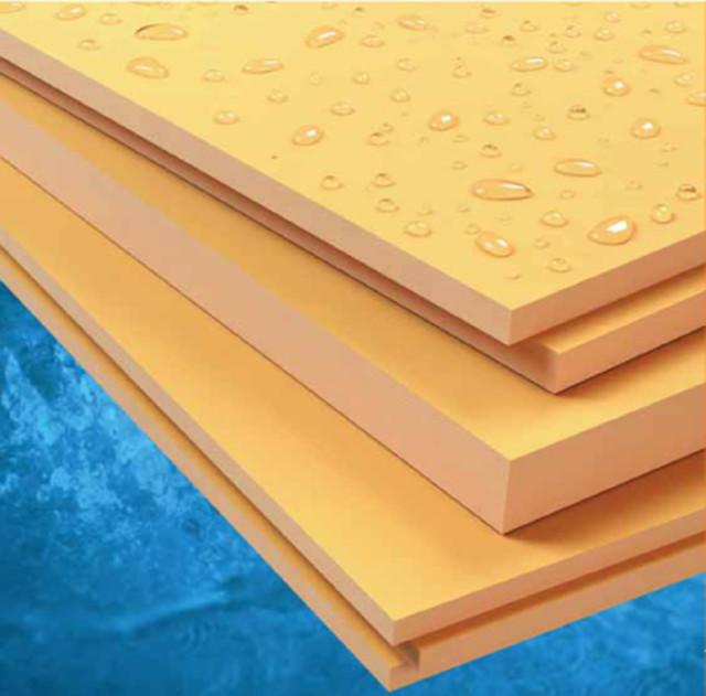 Общий вид пеноплексных плит