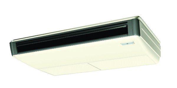 Сплит-система с напольным-подпотолочным внутреним блоком