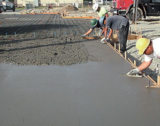 Разделитель для бетона своими руками фото 911