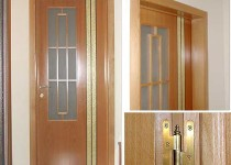 Как установить добор на межкомнатную дверь