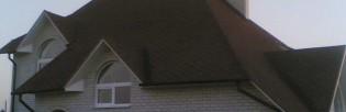 Крыша вальмовая своими руками