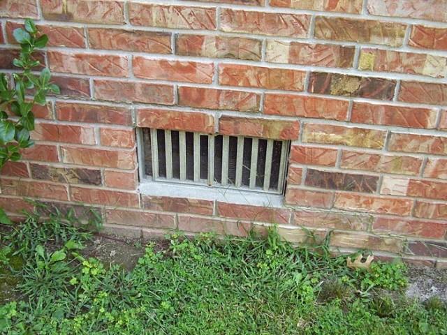 Какой должна быть вентиляция подвала в частном доме