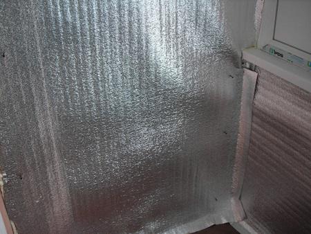 Как утеплить балкон изнутри - инструкция.