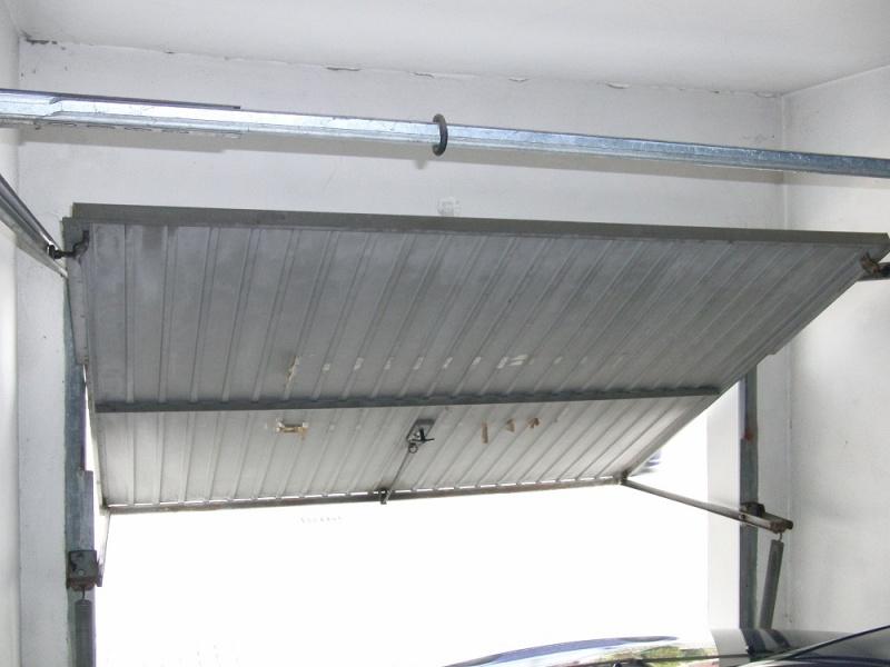 Фото гаражные ворота подъемные своими руками