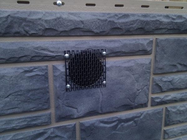вентиляция в гараже из канализационных труб