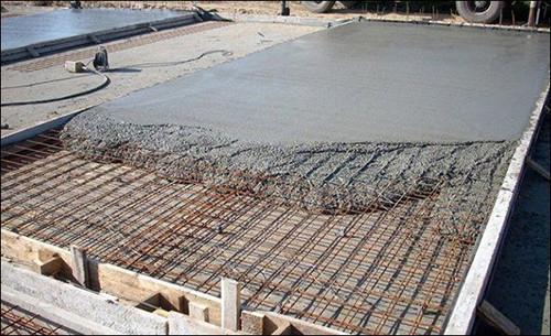 Отличные качества современного бетона