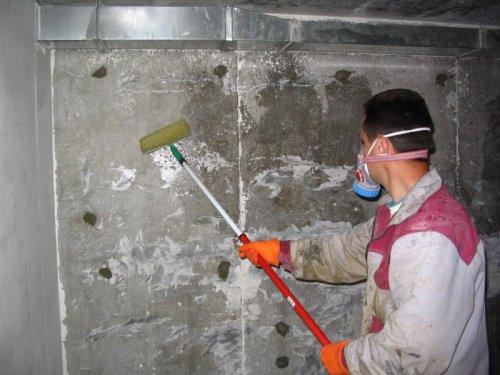Безопасность при работе с жидким стеклом