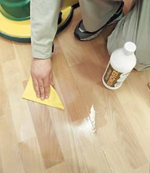 Средства для очистки ламината