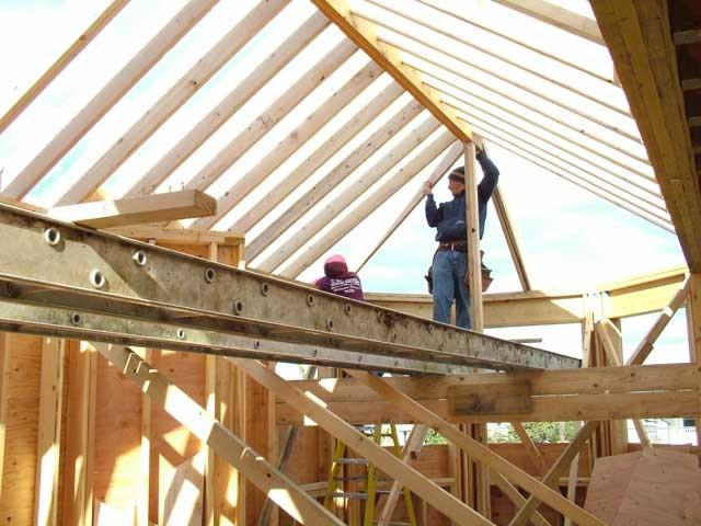 остаются монтаж стропильной системы вальмовой крыши видео Самурай, здесь можно