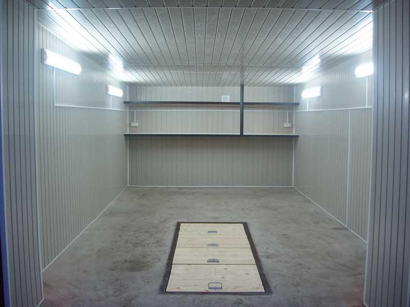 Канализация для гаража своими руками