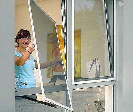 Москитная сетка на окно своими руками