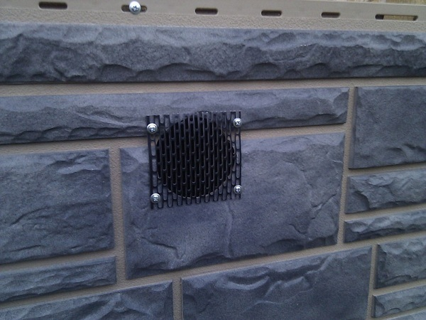 Естественная вентиляция в гараже