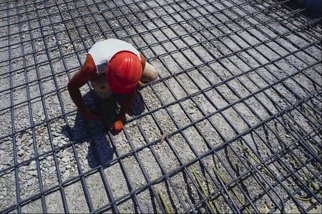Сфера работ с бетоном