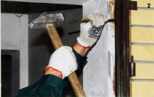 Как вставить двери межкомнатные
