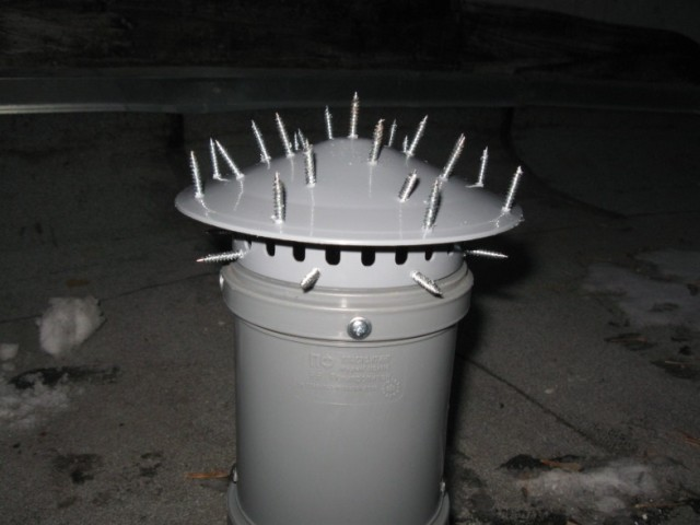 Защита вентиляции