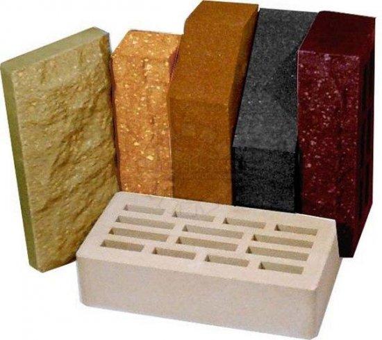 Материалы для кладки и отделки цоколя