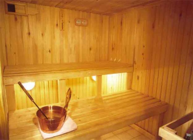 Безопасное освещение бани