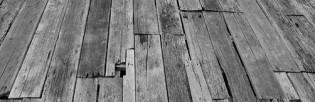 Как положить линолеум на деревянный пол